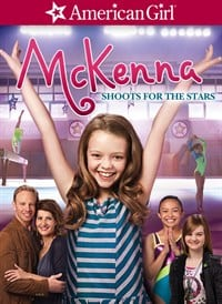 An American Girl McKenna Shoots for the Stars 2012 gymnastics moves